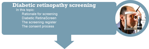 Section 2: Diabetes Retinopathy Screening