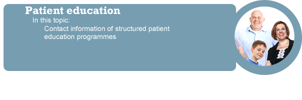 Section 4: Patient education